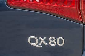 infiniti jx35 vs lexus gx 460 2015 infiniti qx80 limited first test motor trend