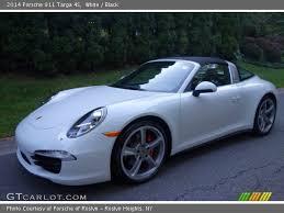 porsche 911 targa white white 2014 porsche 911 targa 4s black interior gtcarlot com