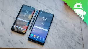 mood galaxy note 8 stock wallpapers samsung galaxy note 8 vs galaxy s8 quick look youtube