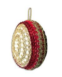14 vintage handmade egg tree ornaments retro