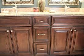 Knob Placement On Kitchen Cabinets Kitchen Accessories Gray Kitchen Cabinet Chrome Pulls Hardware