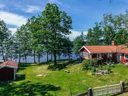 Ferienhaus Kaufen Ferienhaus Schweden Am Zander See Rusken Småland Frau Gabriele