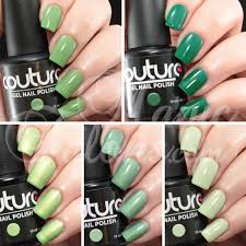 gel nails green gel nail polish nail arts and nail design ideas