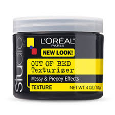 L Oreal Studio review l oreal studio line out of bed texturizer 4 oz