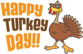happy thanksgiving turkey clip clip library
