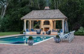 pool cabana ideas outdoor pool cabana
