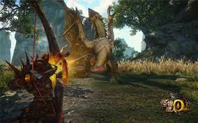 monster hunter online cn open beta registration and download