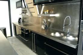 plaque inox cuisine cracdence autocollante pour cuisine plaque en inox pour cuisine
