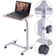 Laptop Adjustable Desk by Adjustable Wooden Laptop Table Stand Desks Office Furniture