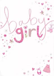 baby girl cards new birth baby girl card coco eclaire cardspark