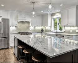 Kitchen Charleston Antique White Kitchen Cabinet Featuring Gray Kitchens With White Cabinets And Gray Countertops Houzz