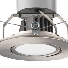 Low Profile Recessed Lighting Fixtures Shop Recessed Lighting Can Lights Mar Fans