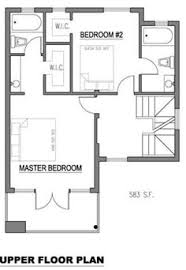 modern townhouse w good layout u0026 garage narrow lot compact house