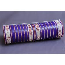 wedding chura online purple wedding chura bridal chura in purple color purple suhag