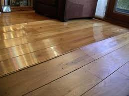 how to deal with wood floor water damage