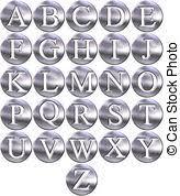 clipart of 3d silver greek alphabet 3d silver greek alphabet