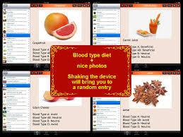 top diet foods blood type 0 diet food list