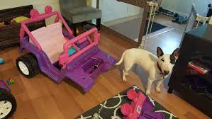 barbie jeep power wheels check out my jurassic park power wheels jeep i made for my son a