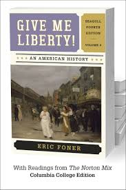 give me liberty columbia college edition 9780393250145 amazon