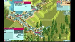 Swiss Alps Map Chris Sawyer U0027s Locomotion 20 Swiss Alps 1930 Pc Youtube