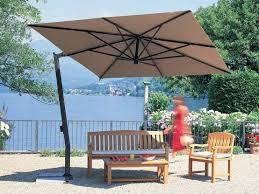 Rectangle Patio Umbrella Exquisite Rectangular Cantilever Umbrella Patio Umbrellas