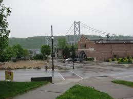 simon kenton memorial bridge over the ohio river maysville ky aberdeen oh crossing the majestic simon kenton bridge built in the 1930s over