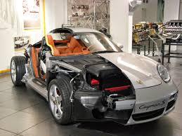 Porsche 918 Cayman - 2006 porsche cayman s engine wallpaper 1280x960 39344