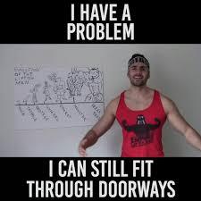 Gym Motivation Meme - dom mazzeti gym memes pinterest gym motivation and fitness humour
