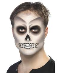 Halloween Skeleton Make Up by Skeleton Make Up Kit