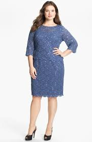 plus size blue lace dress fashionhdpics com