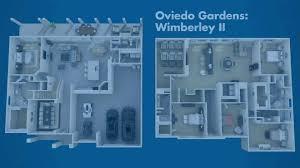 the wimberley ii floor plan oviedo gardens in oviedo fl