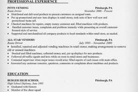 Sample Driver Resume by Truck Driver Resume Sample And Tips Resume Genius Template For