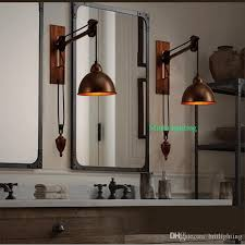 Rustic Bathroom Lighting - discount rustic bathroom lighting 2017 rustic bathroom lighting