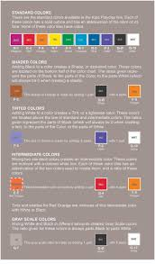 What Do Colors Represent The 96 Best Images About Colour Theory On Pinterest Color