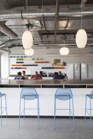 blu dot bar stool deepfield tech office nelson bubble l george nelson and