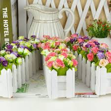 artificial flowers for home decoration decorative flowers for home artificial flower set with vase table