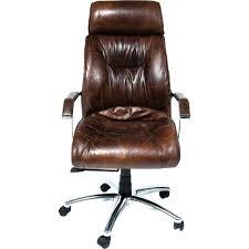 fauteuil bureau marron chaise de bureau en cuir fauteuil bureau cuir marron design meilleur