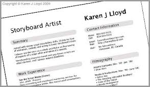 Good Resume Pdf Interview With A Recruiter Resumes Karen J Lloyd U0027s Storyboard Blog