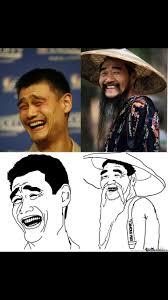 Jao Ming Meme - el abuelo de yao ming meme by mr freedom memedroid