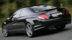 mercedes amg 2007 2007 mercedes cl63 amg a modern version of a throwback