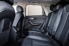 Audi Q5 Hybrid Used - 2018 audi q5 hybrid rear seat carstuneup carstuneup