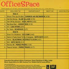 office space shove this jay oh bee geto boys ice cube scarface slum village canibus kool keith