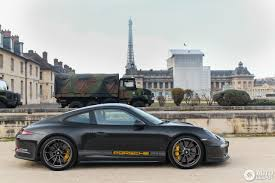 dark green porsche porsche 911 r spotted wearing dark colorway in paris