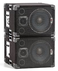 lightweight bass speaker cabinets powered bass speaker cabinets wayne jones bass player