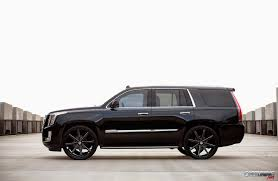 cadillac escalade 2017 tuning cadillac escalade 2017 side