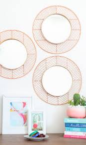 How To Decorate Mirror At Home Best 25 Diy Mirror Ideas On Pinterest Cheap Wall Mirrors Farm
