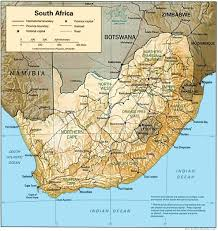 Port Elizabeth South Africa Map by Sa Topomap Jpg