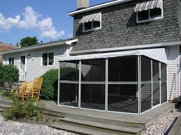 glassed in side porch tips on decorating glassed in porch