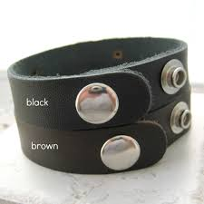 Bracelet With Initials Couples Initials Leather Cuff Bracelets Personalize These