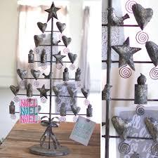 fresh decoration tree card holder wire mud pie
